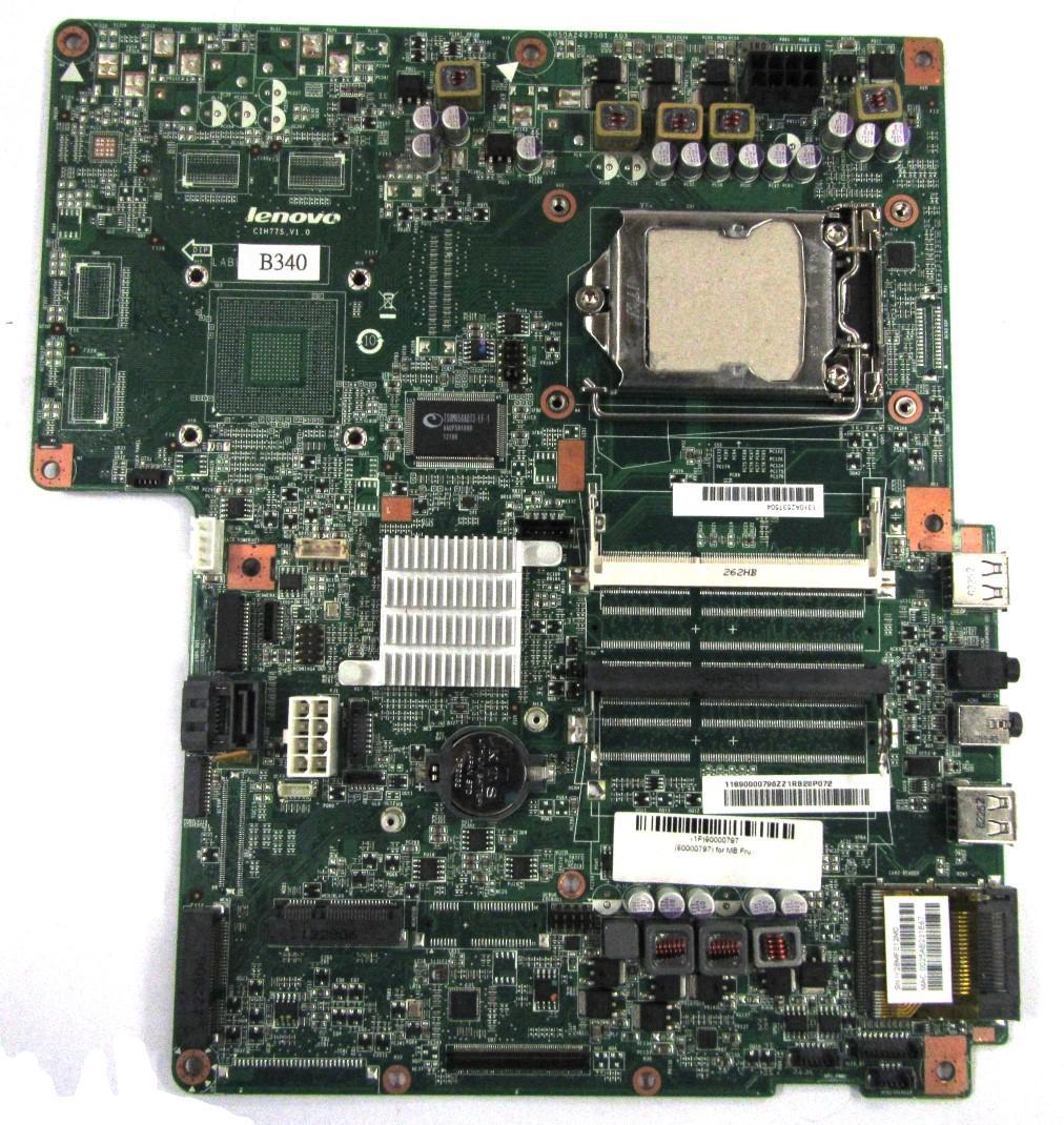 Lenovo CIH77S IdeaCenter B340 Motherboard - 1310A2537504 / 90000797