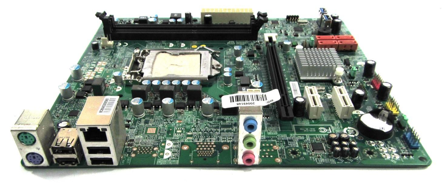 20049146 MSI Motherboard MS-7728 LGA1155  (w/o VGA Socket)  Advent Branded