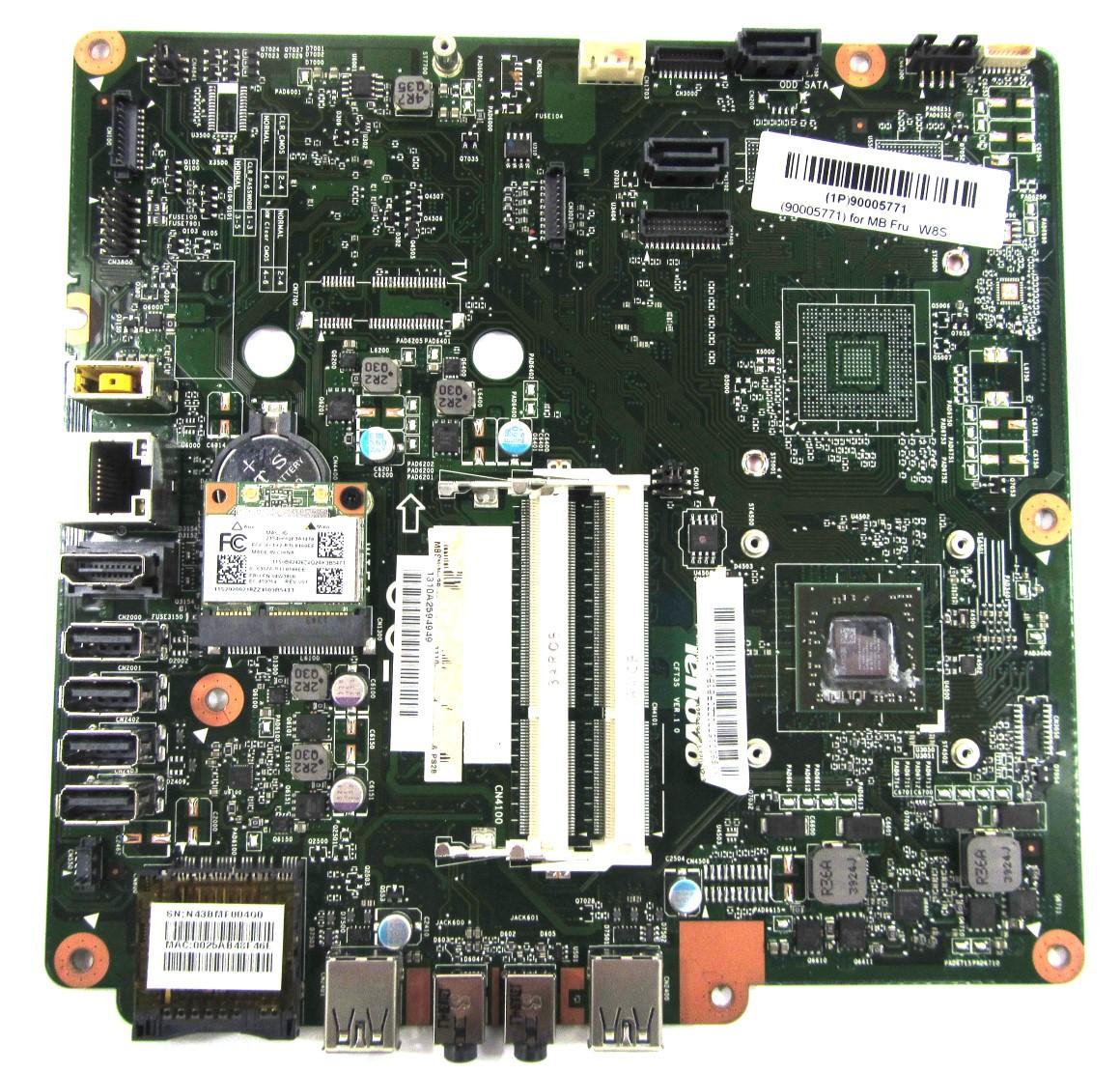 Lenovo IdeaCentre C365 Motherboard /w AMD A4-5000 CPU - 1310A2594949 / 90005771