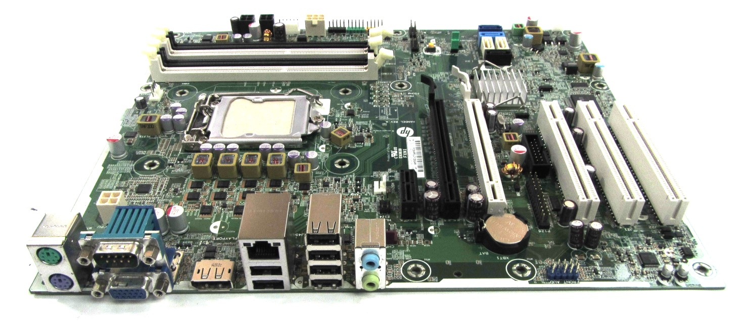 HP 611835-001 8200 Elite CMT LGA1155 PC Motherboard 611796