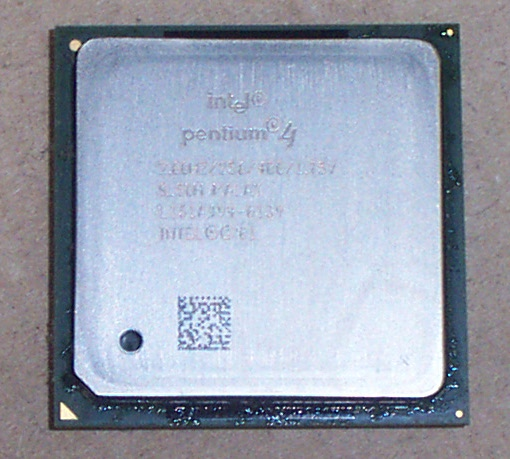 Intel SL5UH Pentium 4 2GHz Socket 478 Processor