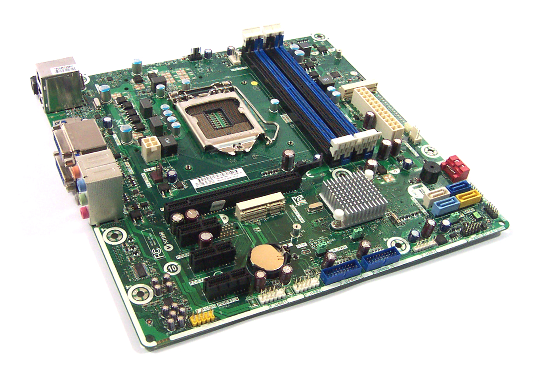 698749-001 HP Socket LGA1150 (Haswell) uATX Motherboard - MS-7826 VER:1.0