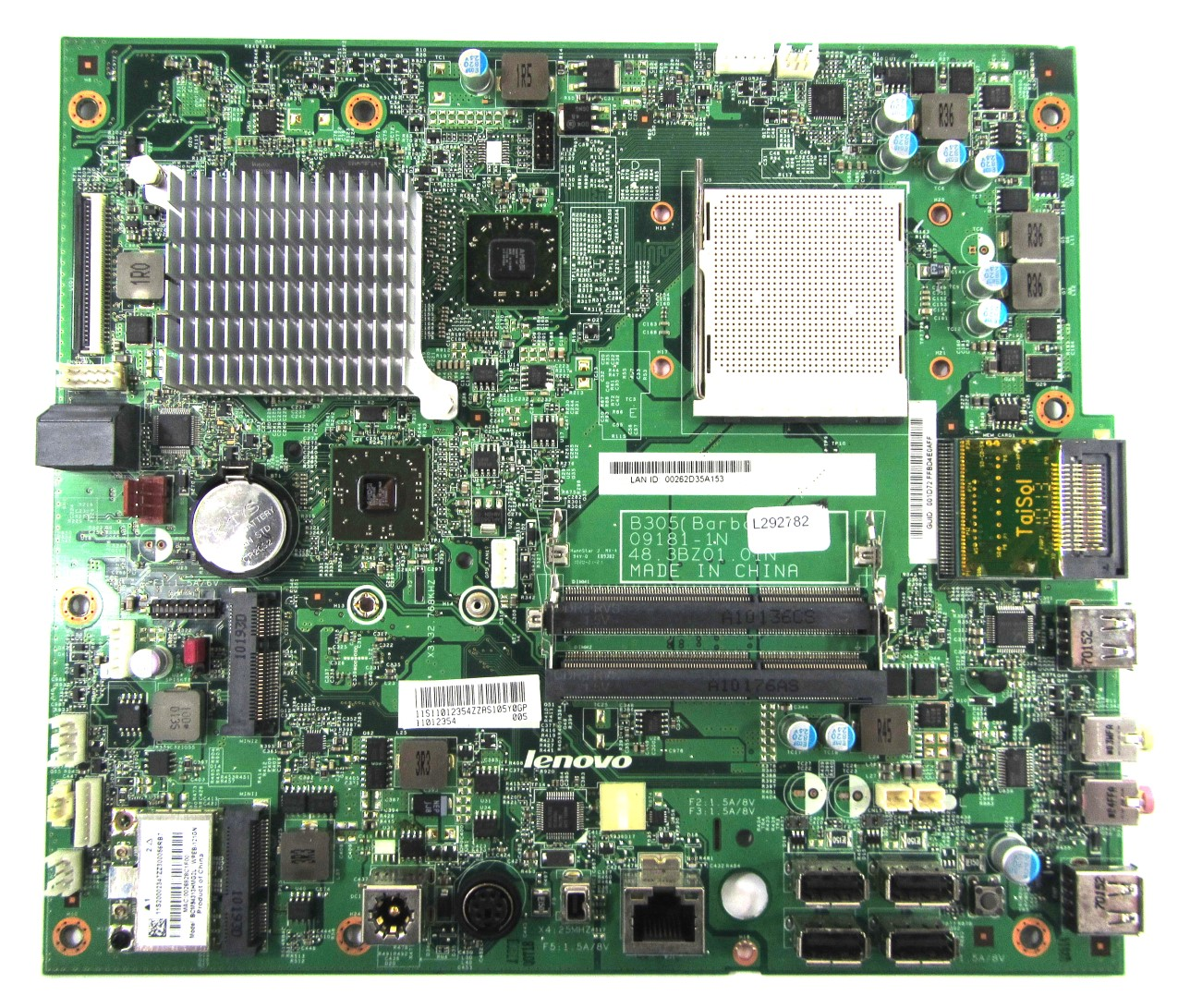 11012354 Lenovo IdeaCentre B305 (Socket AM2) Motherboard - Barbados