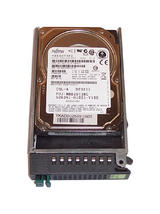 "Fujitsu Siemens S26361-H1001-V100 MBB2073RC 73GB 10K SAS 2.5"" HDD With Caddy"