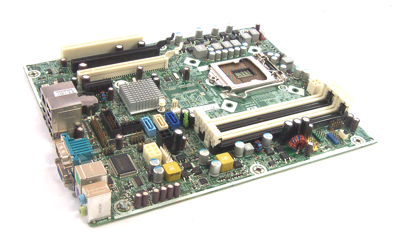 HP 531991-001 MS-7557 VER:1.0 Socket LGA 1156 Motherboard - 505802-001