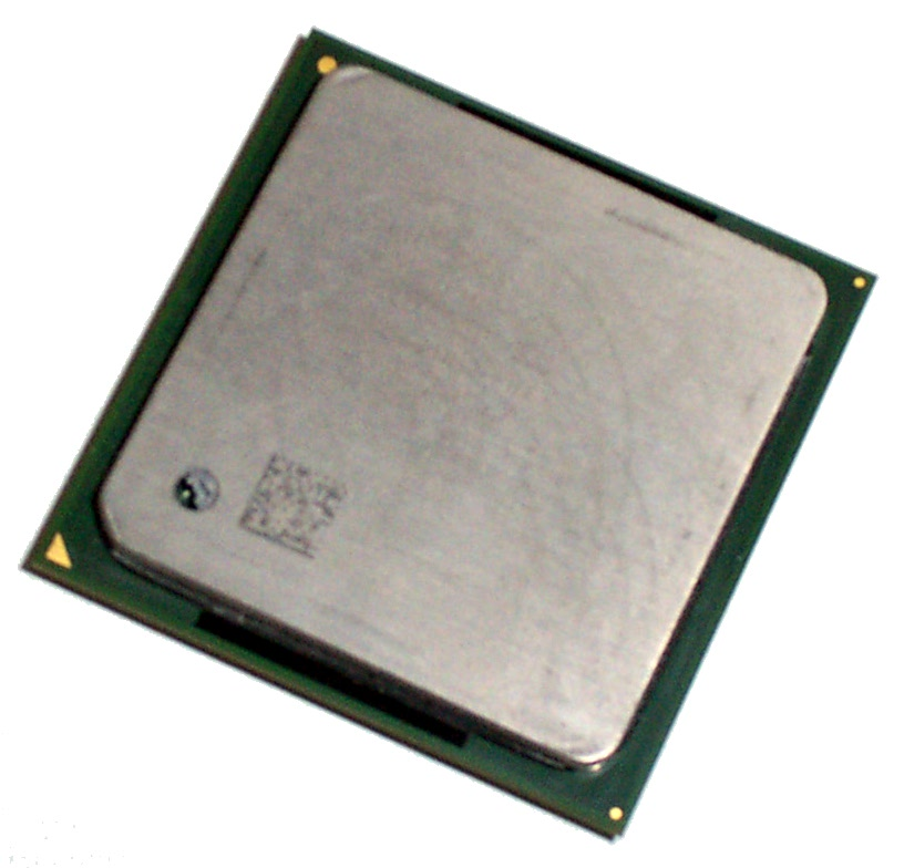 Intel SL5VH Pentium 4 1.6GHz 400MHz 256KB Socket 478 Processor