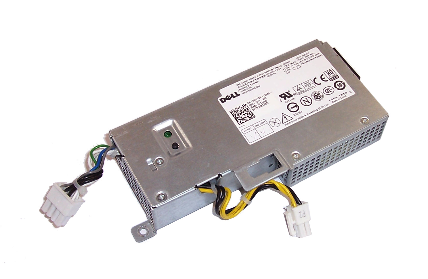 Dell M178R 180W Power Supply For Optiplex 780 USFF PC