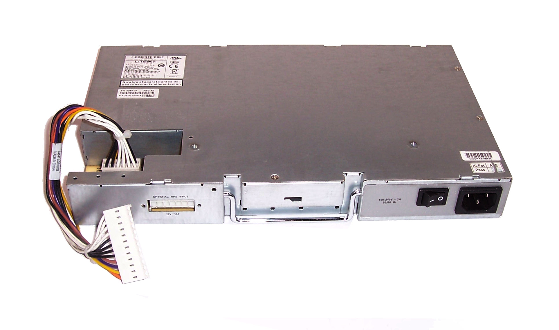 Cisco 341-0063-04 PA-1211-1 2800/3800 Series 2851 3825 210W Power Supply