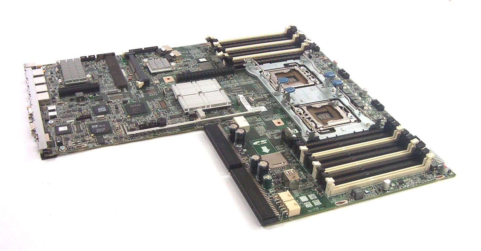 HP 602512-001 Proliant DL360 G7 Dual Socket System Board - 591545-001