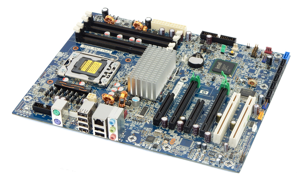 460839-002 HP LGA1355 Motherboard /f Z400 Workstation - SP 461438-001