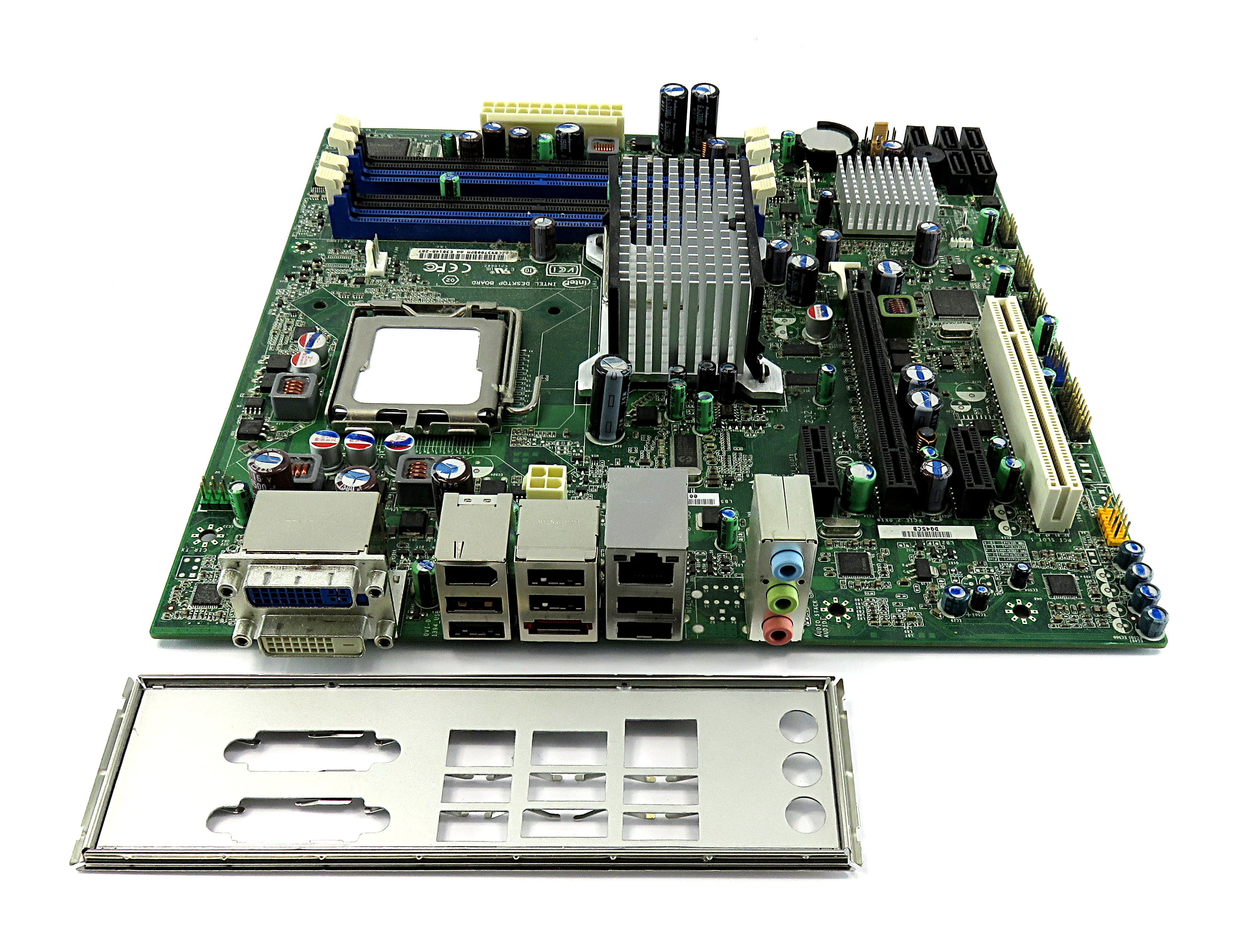 E30148-207 Viglen Intel Socket Desktop LGA775 Motherboard - DQ45CB