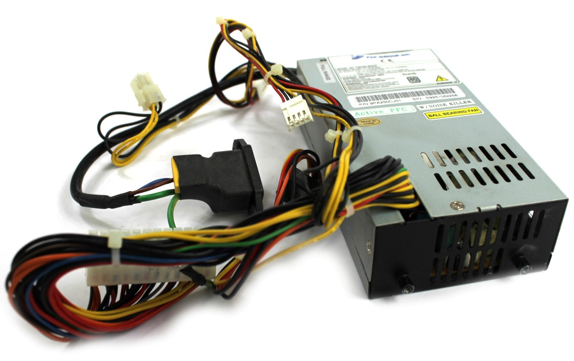 9PA250CJ01 FSP FSP250-50GUF Small Form Factor Desktop 250W Power Supply PSU