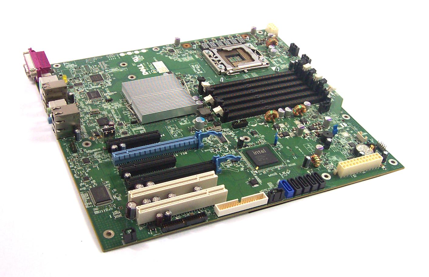 Dell 9KPNV Precision T3500 Socket LGA1366 Motherboard