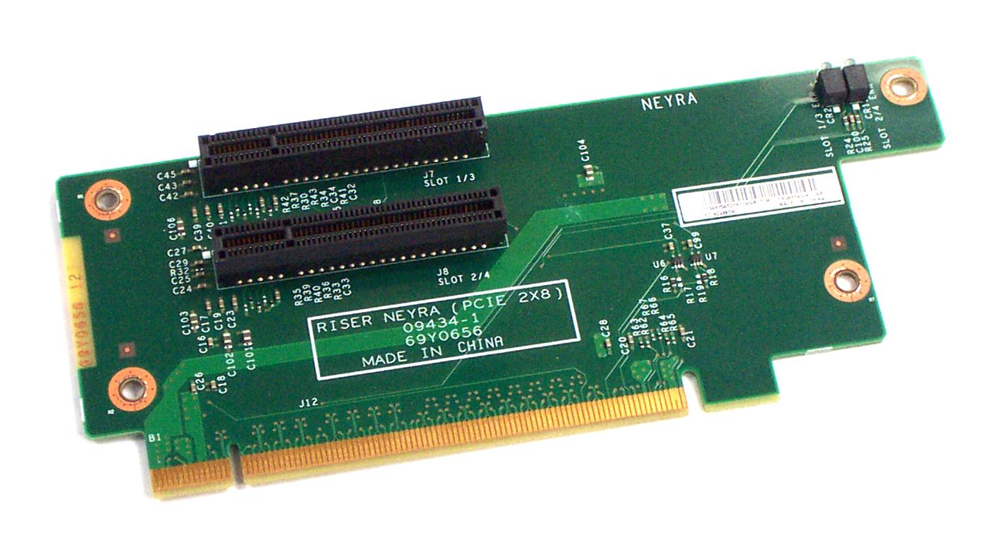 IBM 69Y4324 System x3650 M3 PCI Express Riser Card