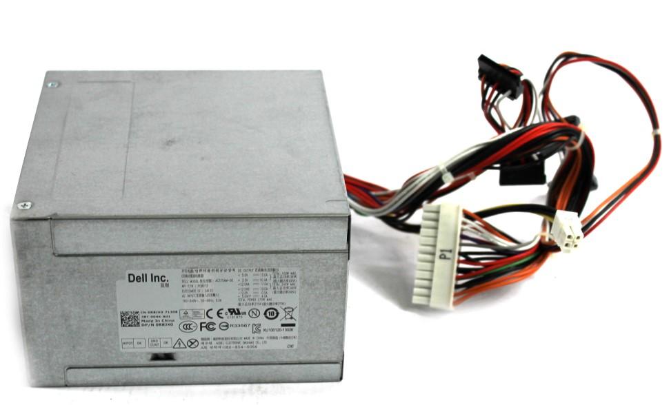 R8JX0 Dell 275W 24-Pin PSU Power Supply Unit - AC275AM-00