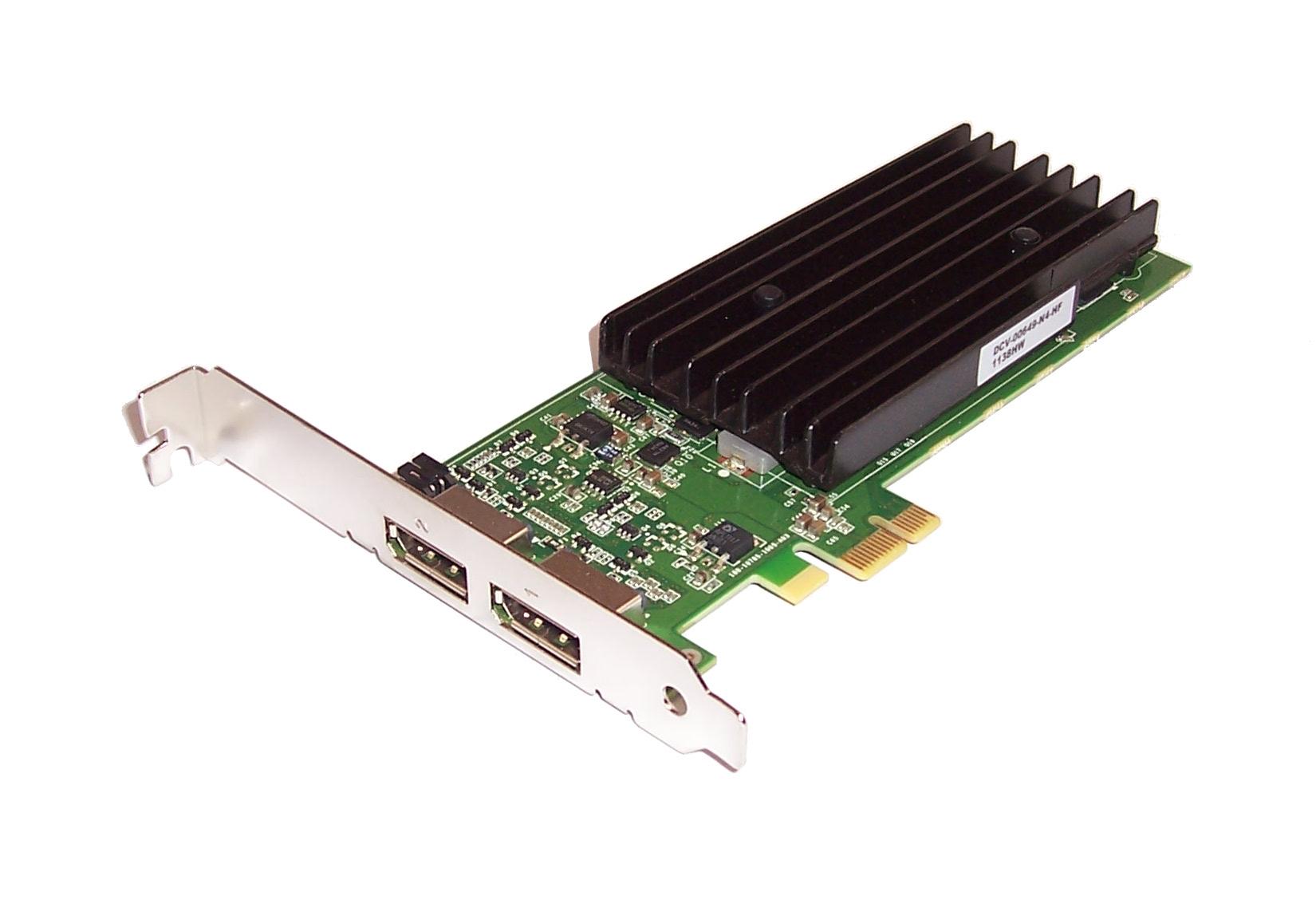 PNY VCQ295NVS-X1 nVidia Quadro NVS 295 256MB GDDR3 PCIe x1 Graphics Card 2xDP