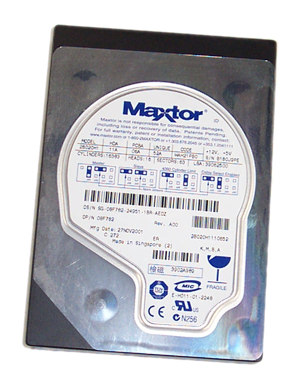 MAXTOR 2B020H1 WINDOWS 8.1 DRIVER