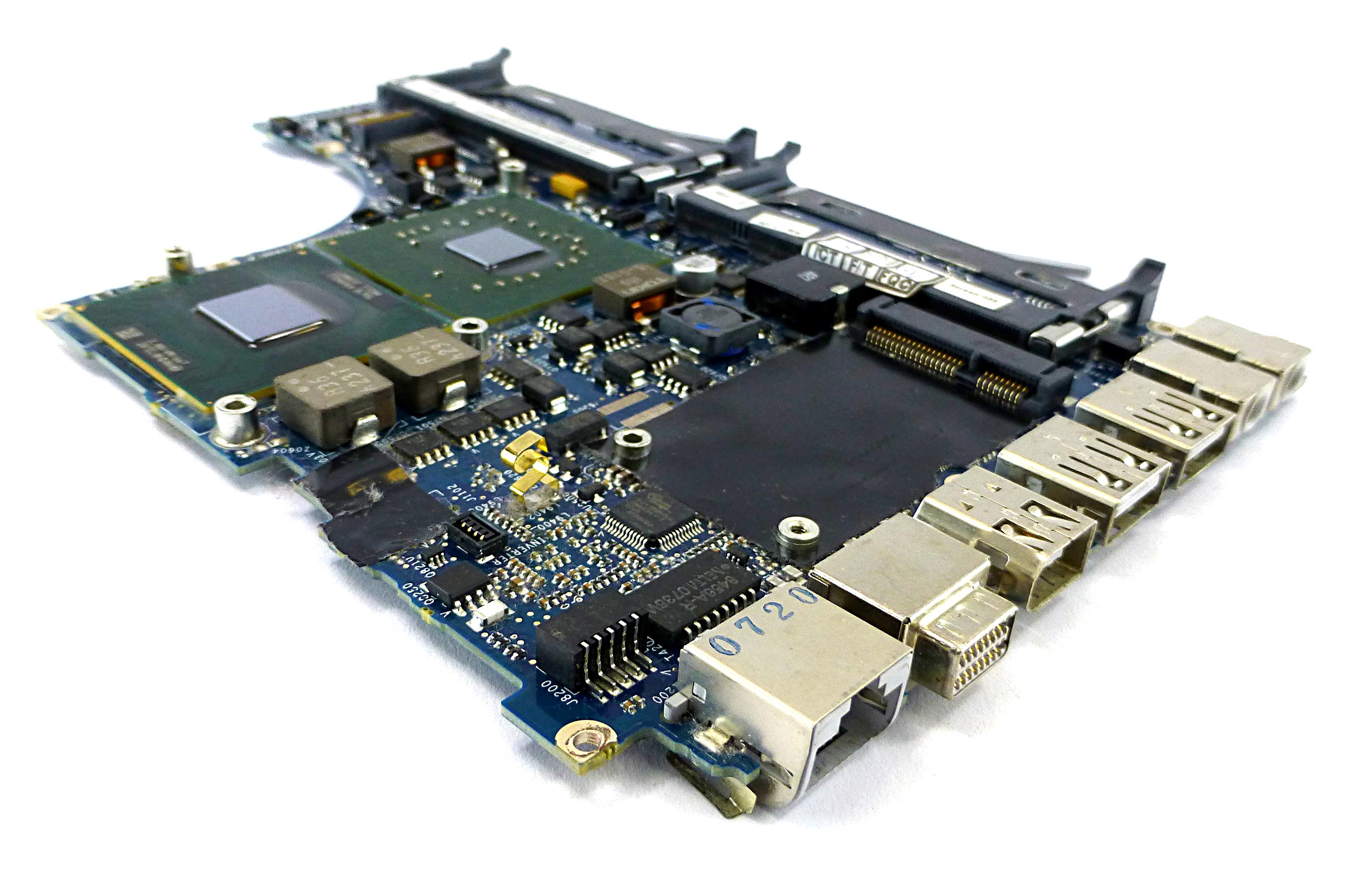 """820-2213-A Apple Logic Board /f Macbook 13"""" A1181 (EMC 2139)"""