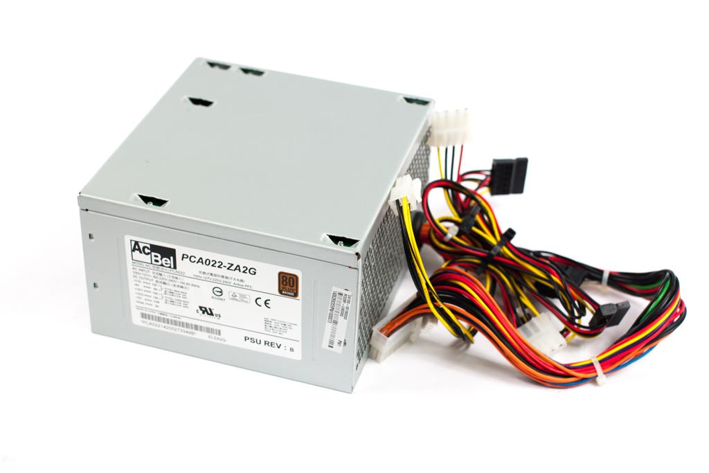 PCA022-ZA2G AcBel PCA022 300W 24Pin ATX PSU Power Supply