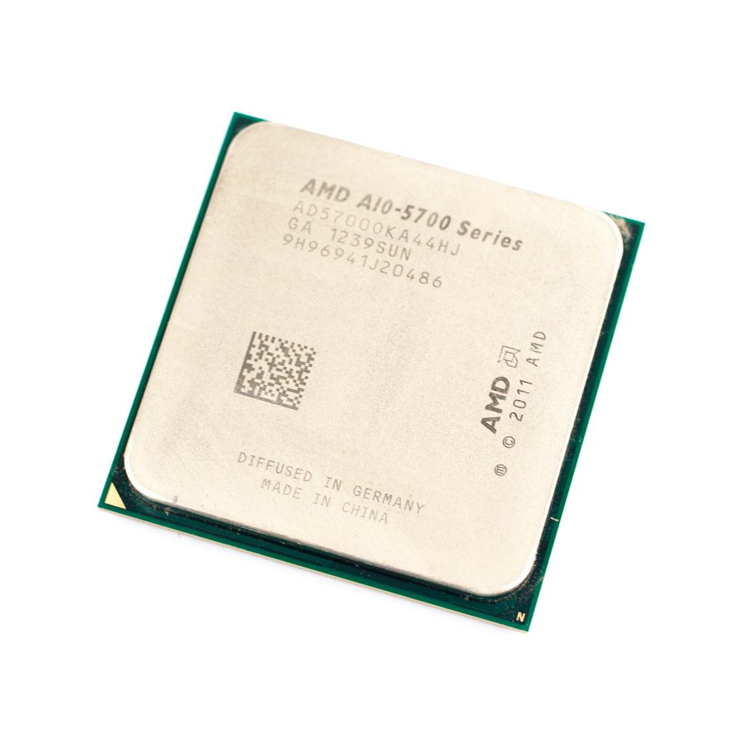 AD5700OKA44HJ AMD A10-5700 3.4GHz (4GHz Turbo) FM2 4-Core CPU (HD7760 GPU)