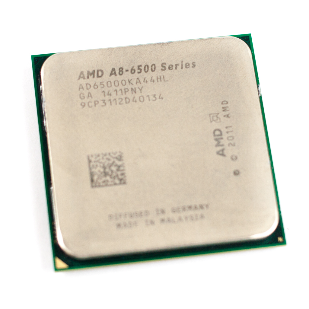 AD6500OKA44HL AMD A8-6500 3.5GHz (4.1GHz Turbo) 4-Core FM2 CPU (HD8570D GPU)