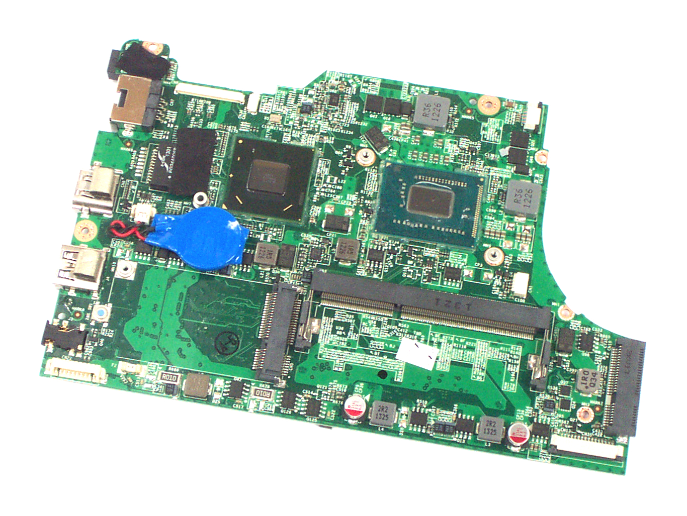 5000-0003-5403 Advent Tacto Motherboard with BGA Intel SR10A Processor