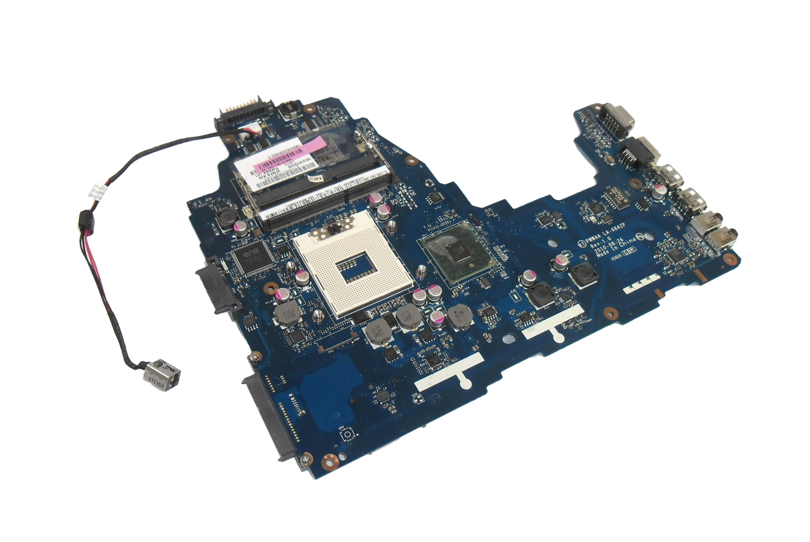 Toshiba K000111440 Satellite Pro C660-219 Laptop Motherboard - LA-6842P