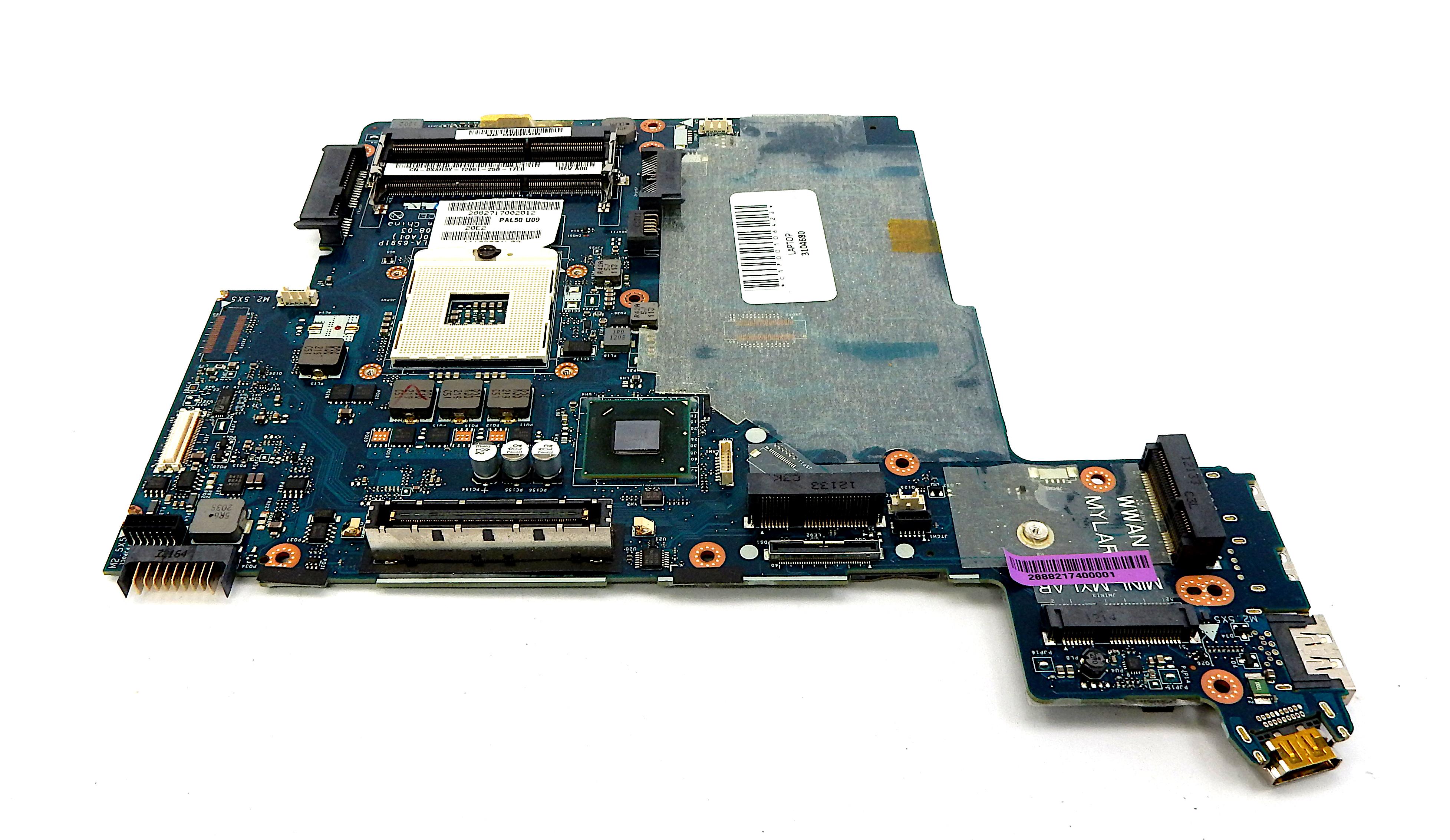 Dell X8R3Y Latitude E6420 Laptop Motherboard - LA-6591P