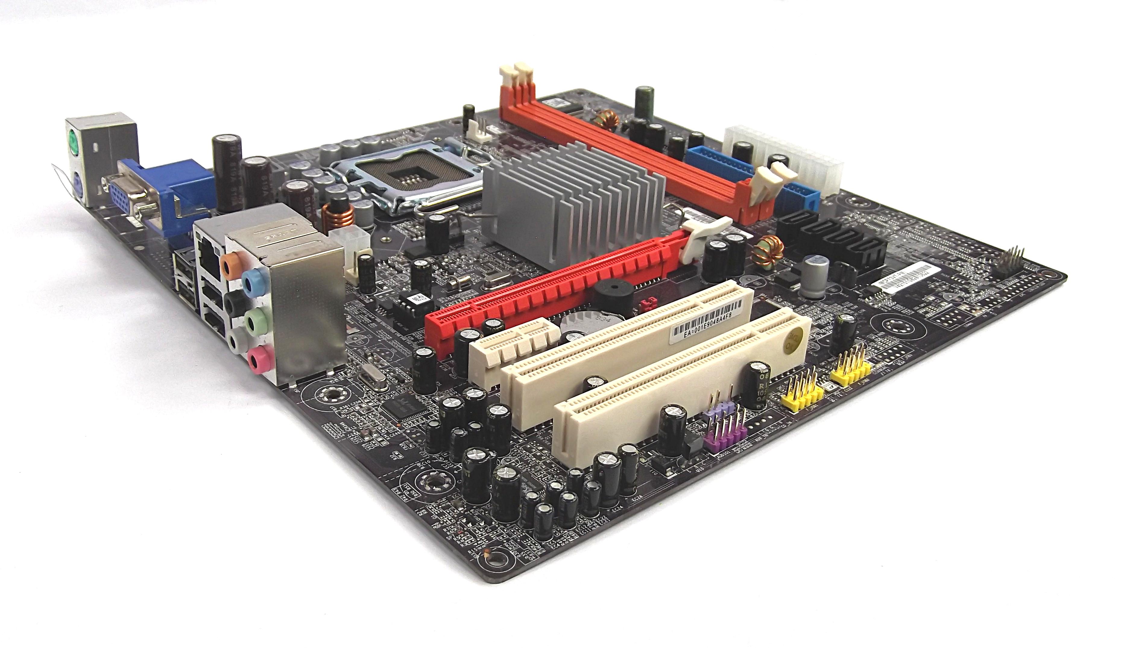 MCP73VT-PM Packard Bell iMedia X2415 Socket 775 Motherboard