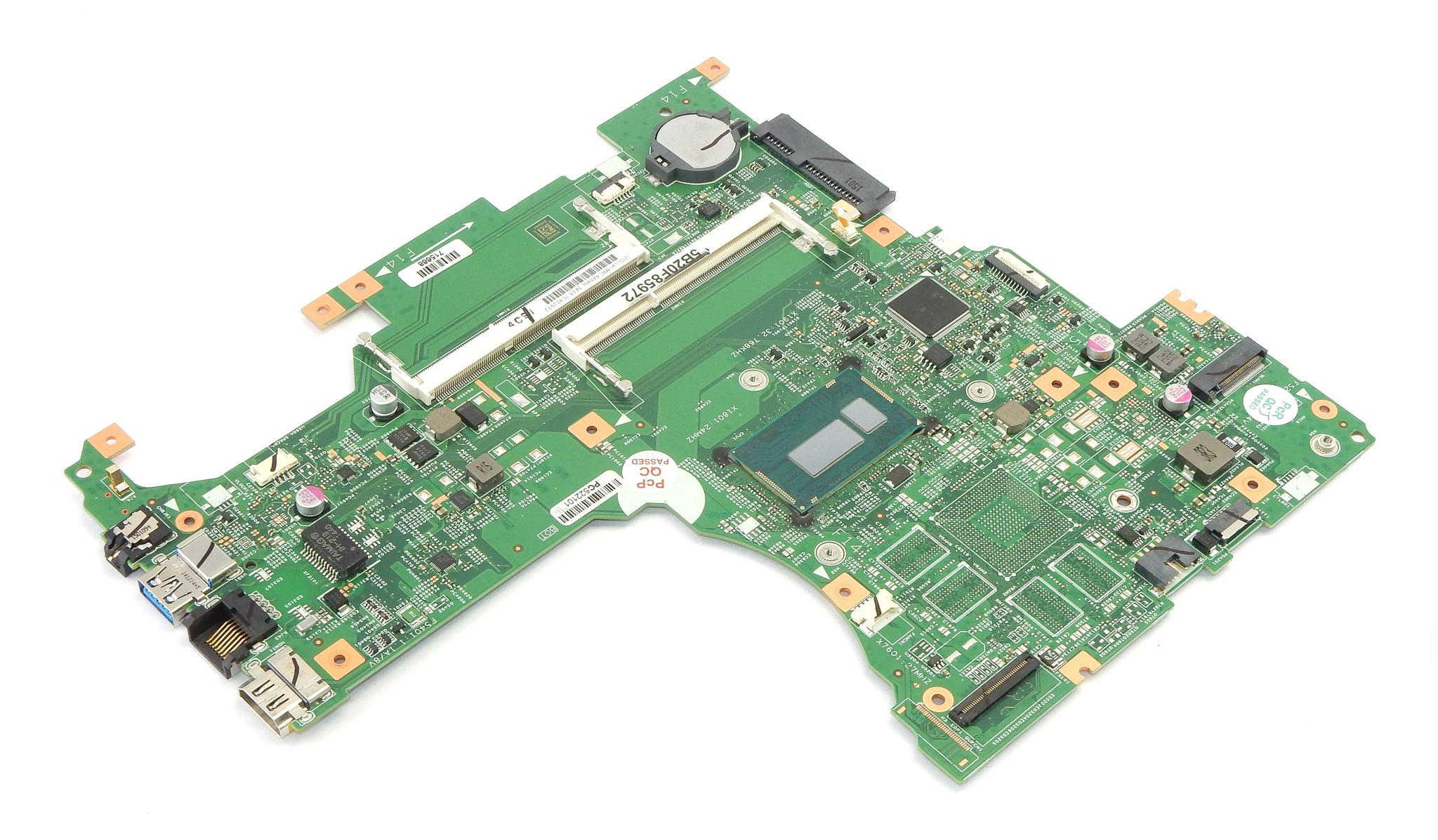Lenovo 5B20F85972 Flex 2-15 Laptop Motherboard w/ i3-4010U CPU