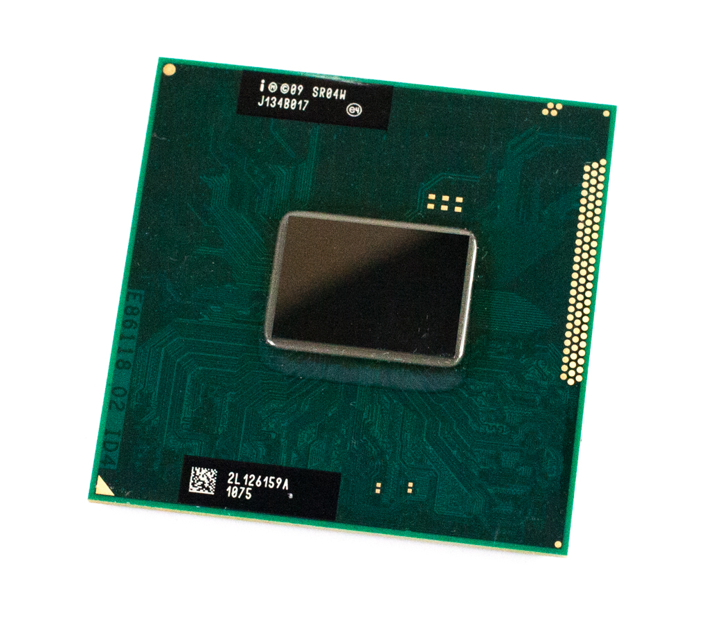 SR04W Intel® Core? i5-2430M Mobile Processor (3M Cache, up to 3.00 GHz)