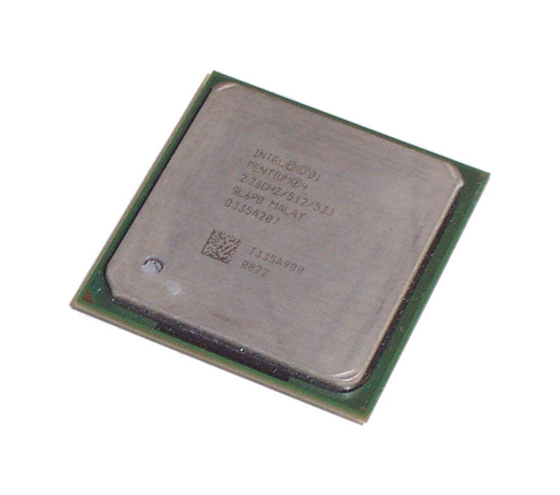 Intel SL6PB Pentium 4 2.26GHz 533MHz 512KB Socket 478 Processor