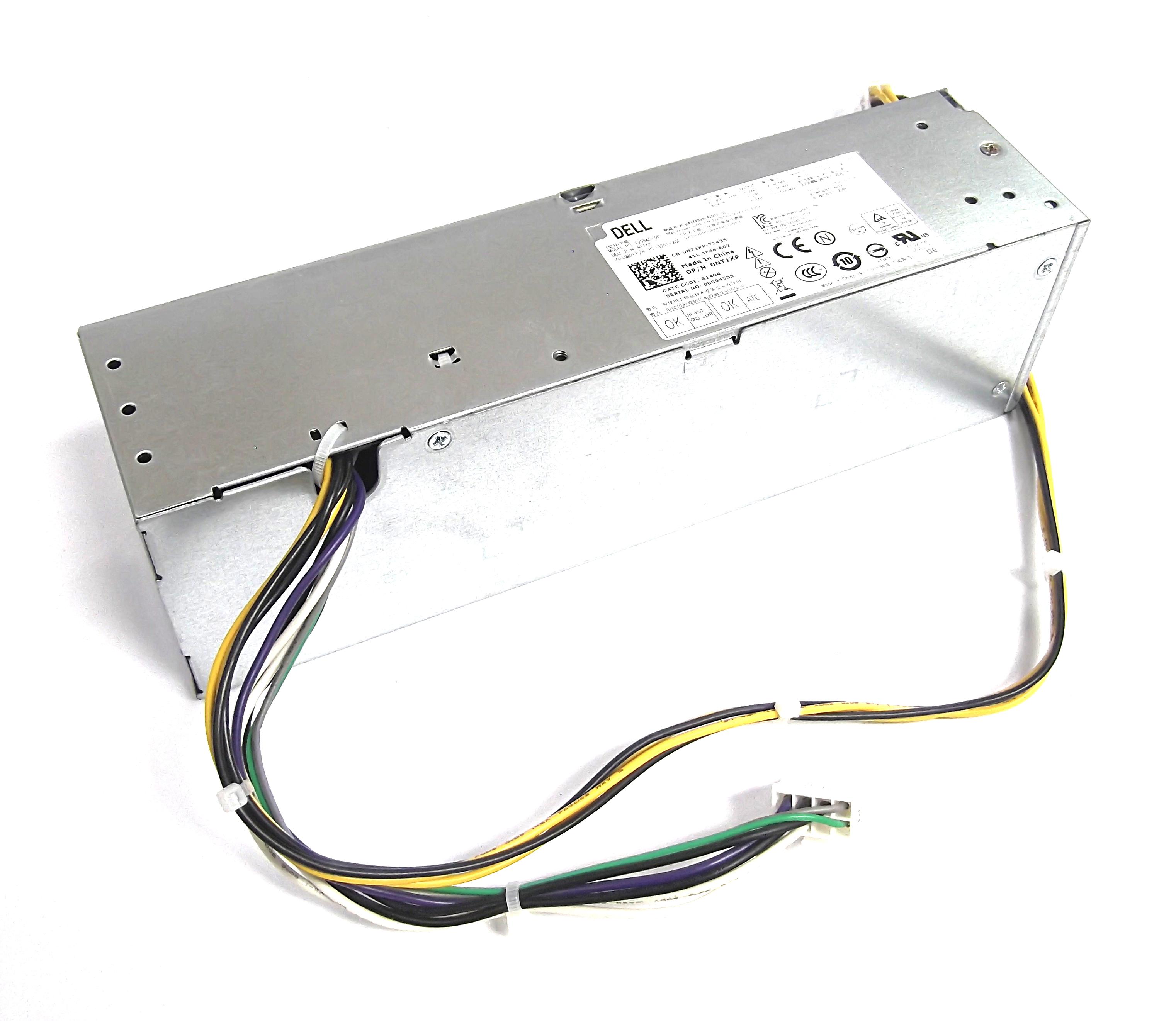 Dell 3XRJ0 Optiplex 9020 SFF Delta Electronics D255ES-00 255W Power Supply