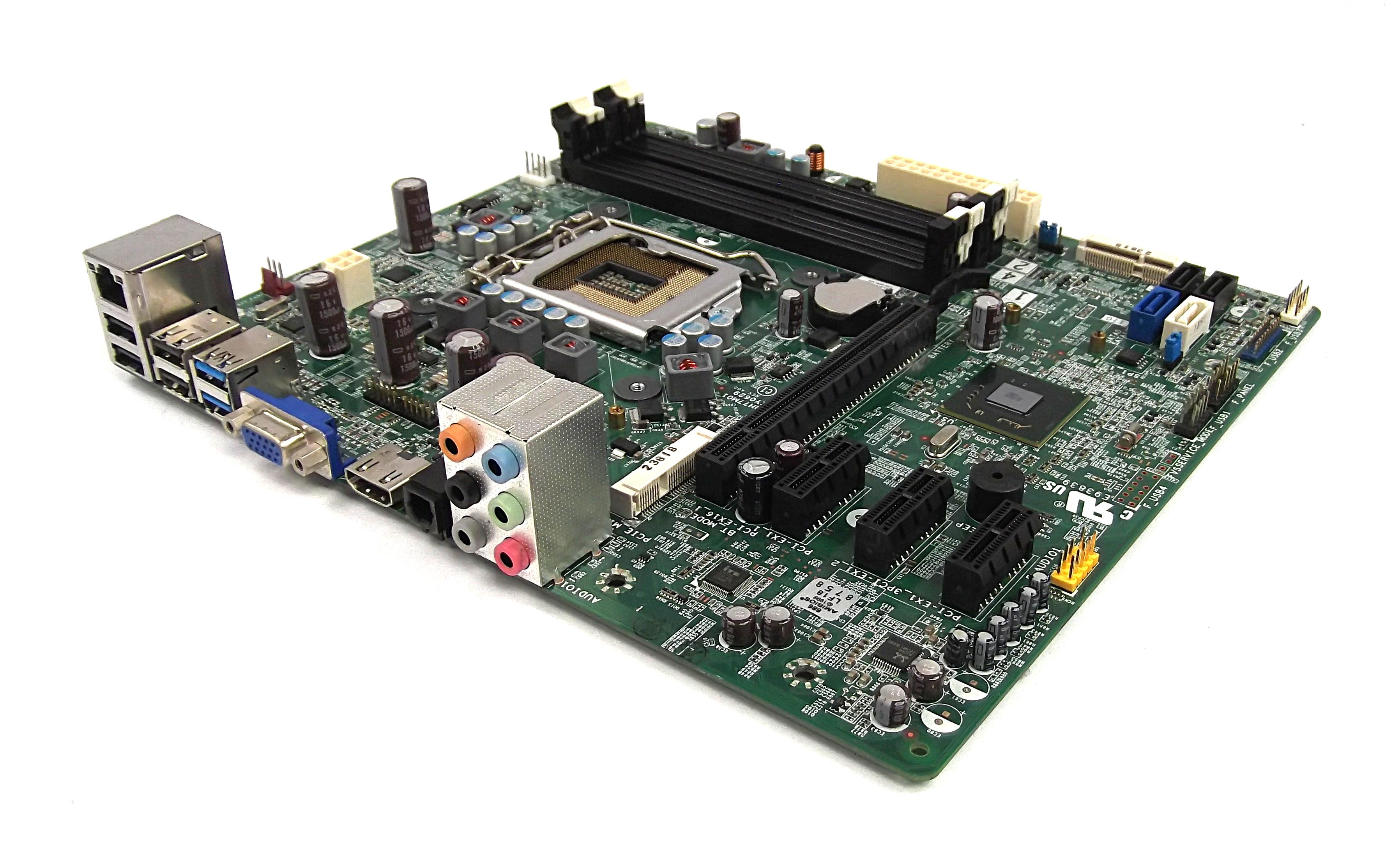 Dell YJPT1 Vostro 470 Socket LGA1155 Motherboard