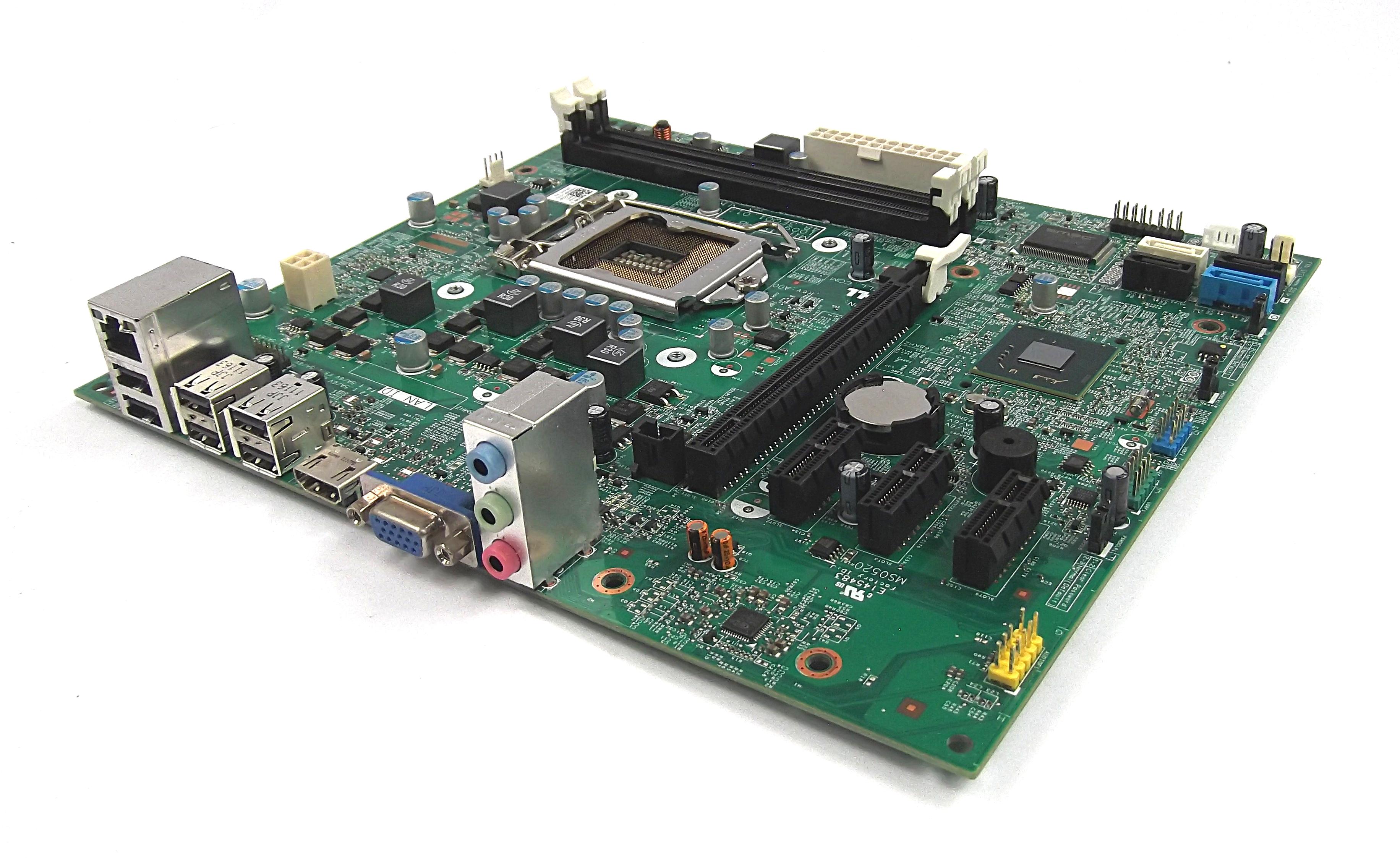 Dell GDG8Y 0GDG8Y Vostro 260/260s Socket LGA1155 Motherboard- MIH61R