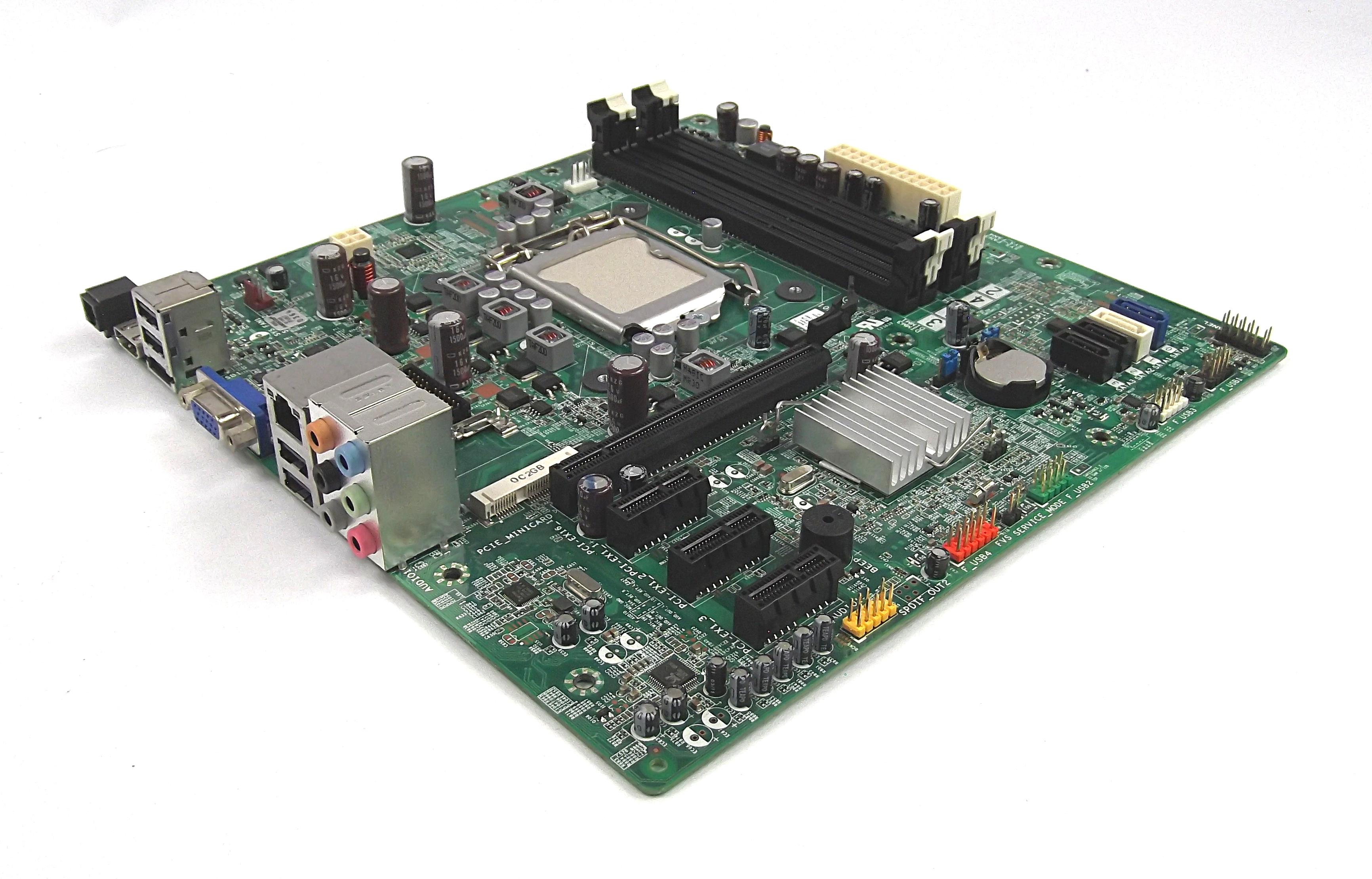 Dell Y2MRG Intel Socket LGA1155 Motherboard
