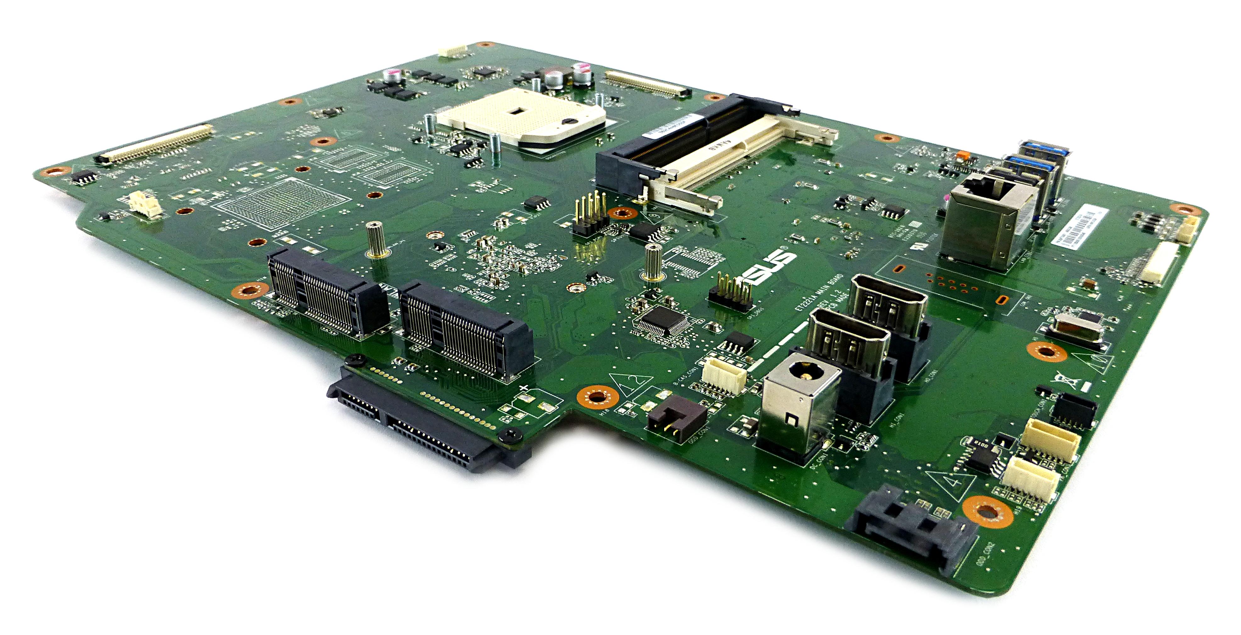 60PT00K1-MB0C08 Asus (ET2221A Rev 1.2) AMD Socket FS1 Motherboard