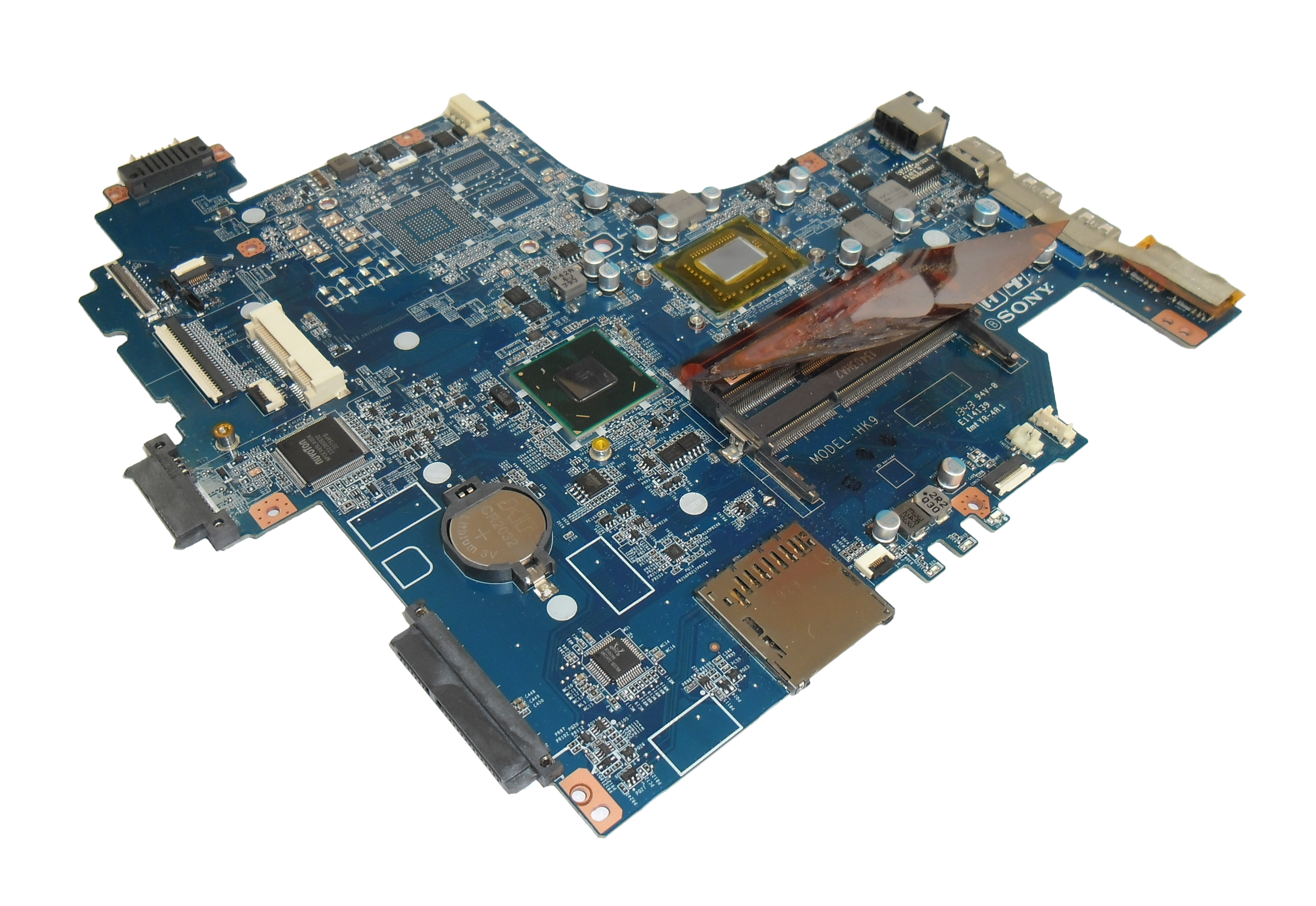 31HK9MB00W0 Sony Vaio SVF1521A2EB Motherboard with Intel SR0V4 Processor