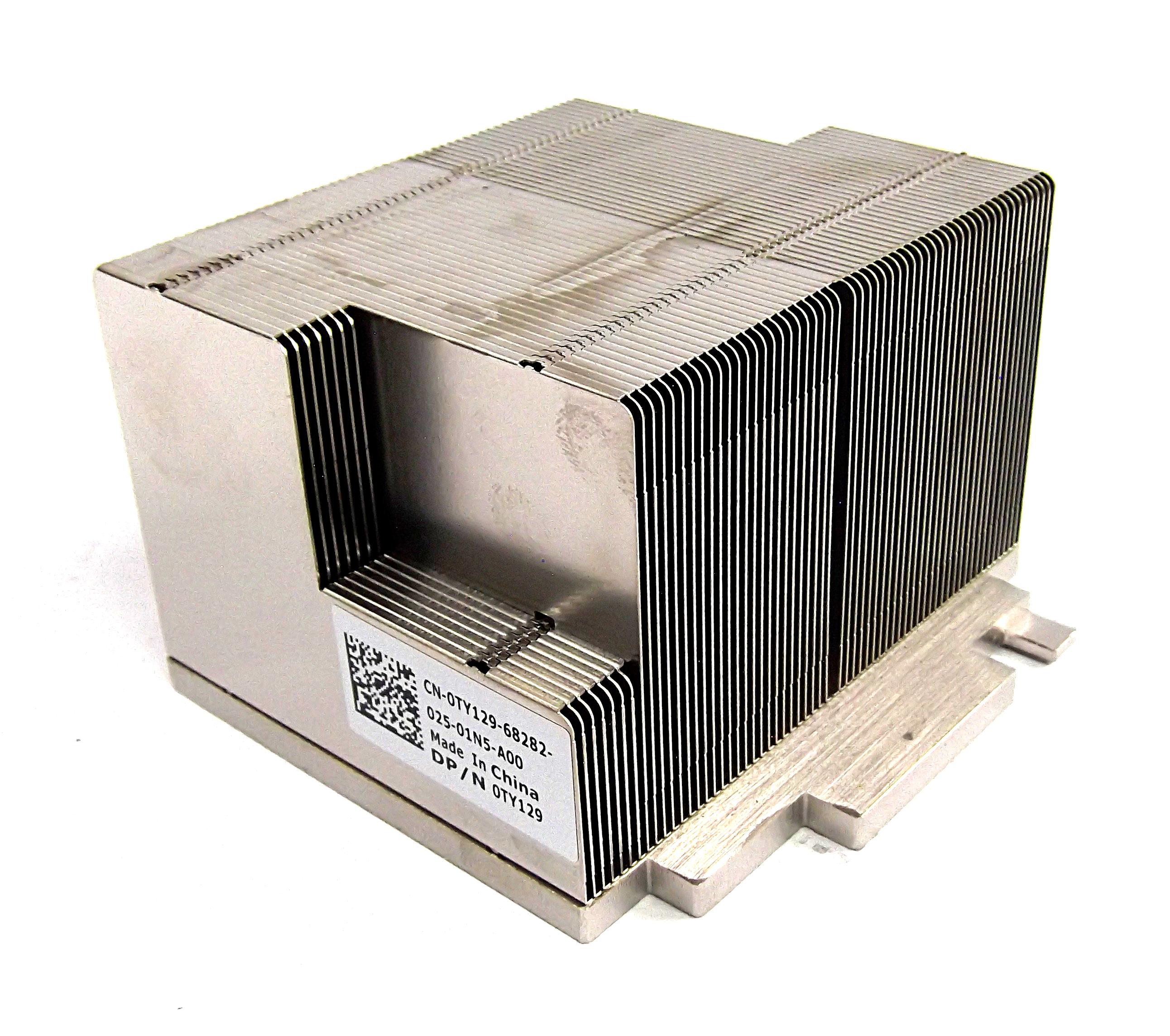 Dell TY129 PowerEdge R710 CPU Heatsink