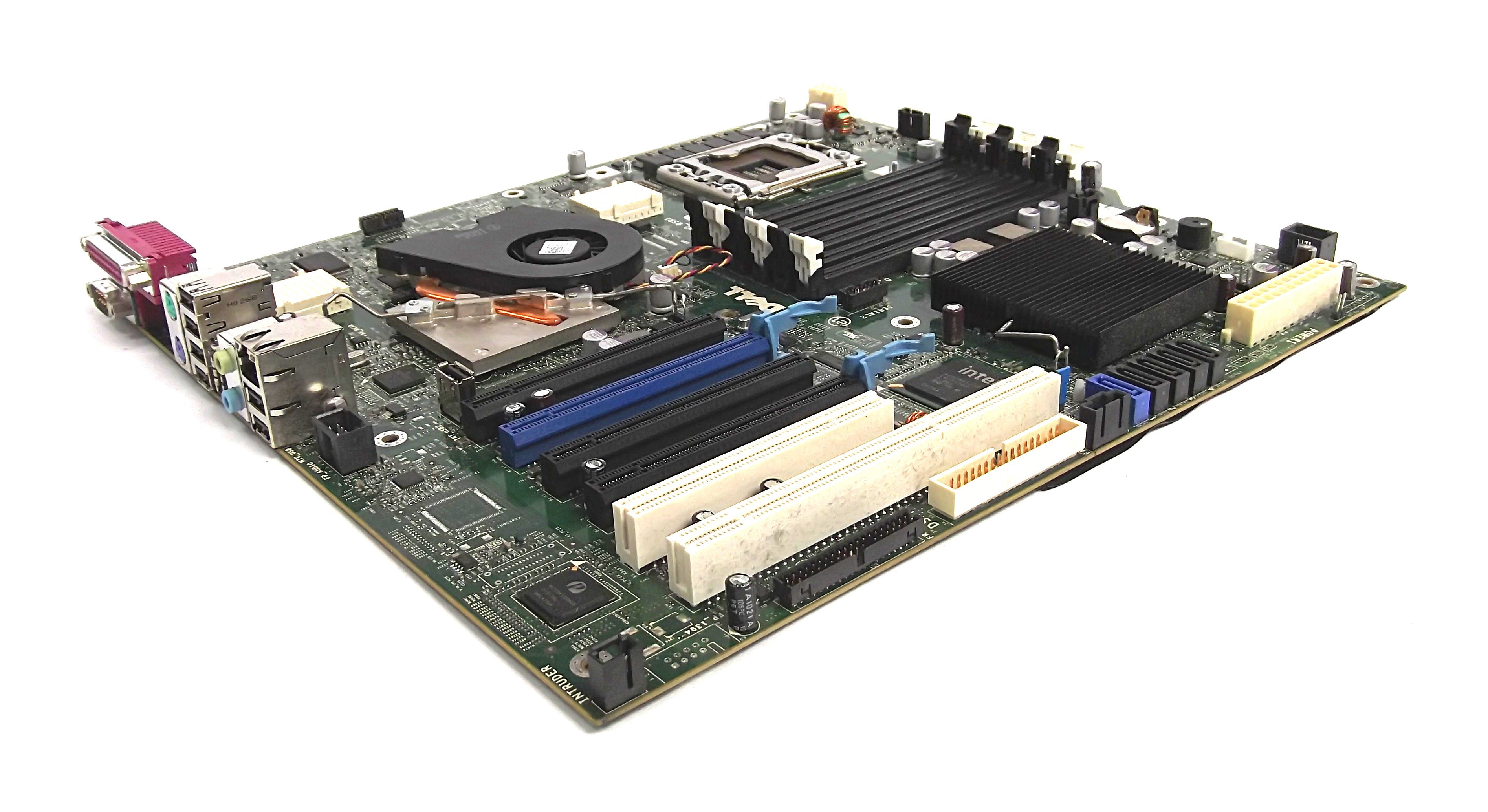Dell CRH6C 0CRH6C Precision T5500 Socket 1366 System Board