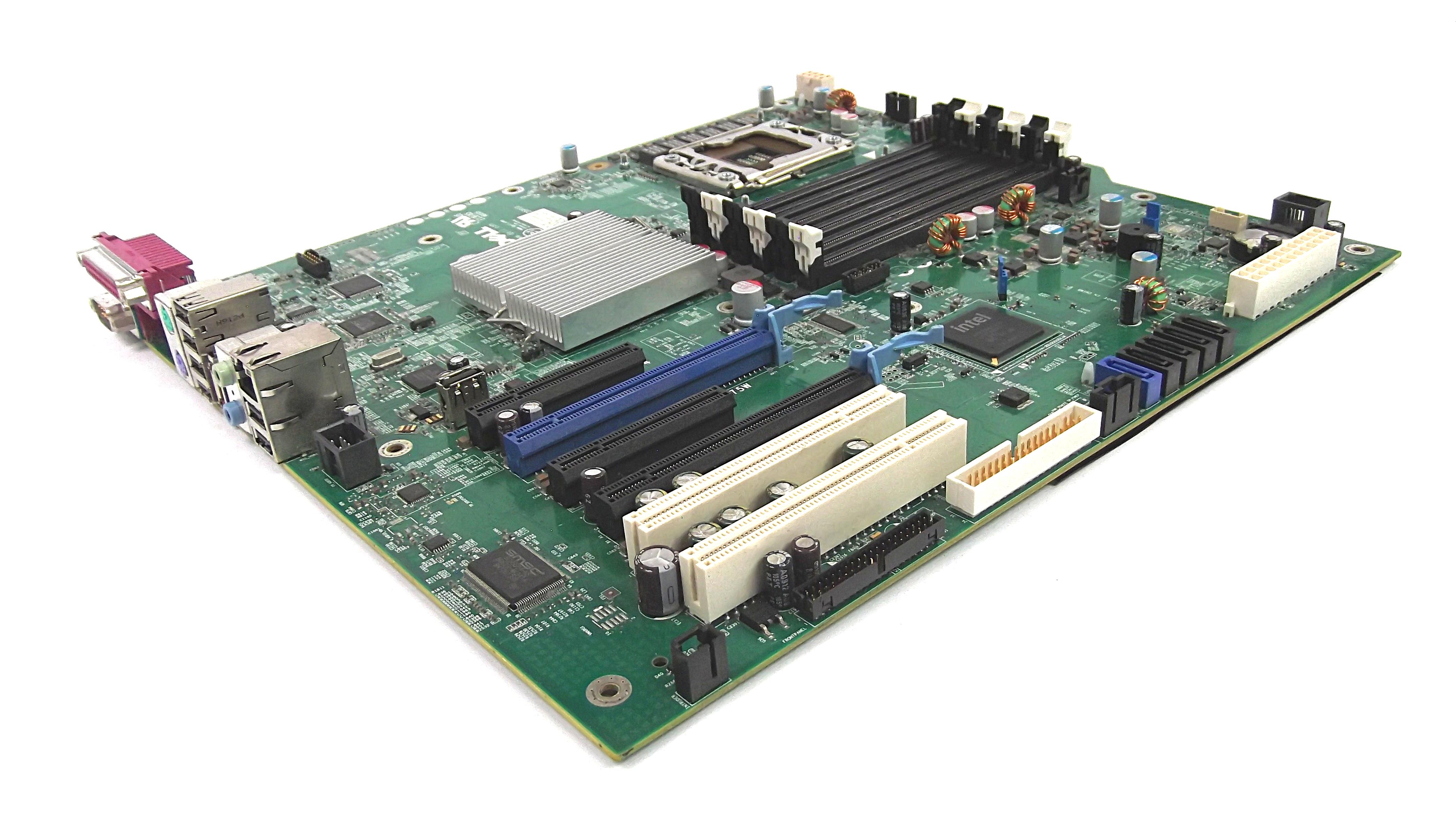 Dell K095G Precision T3500 Socket LGA1366 Motherboard