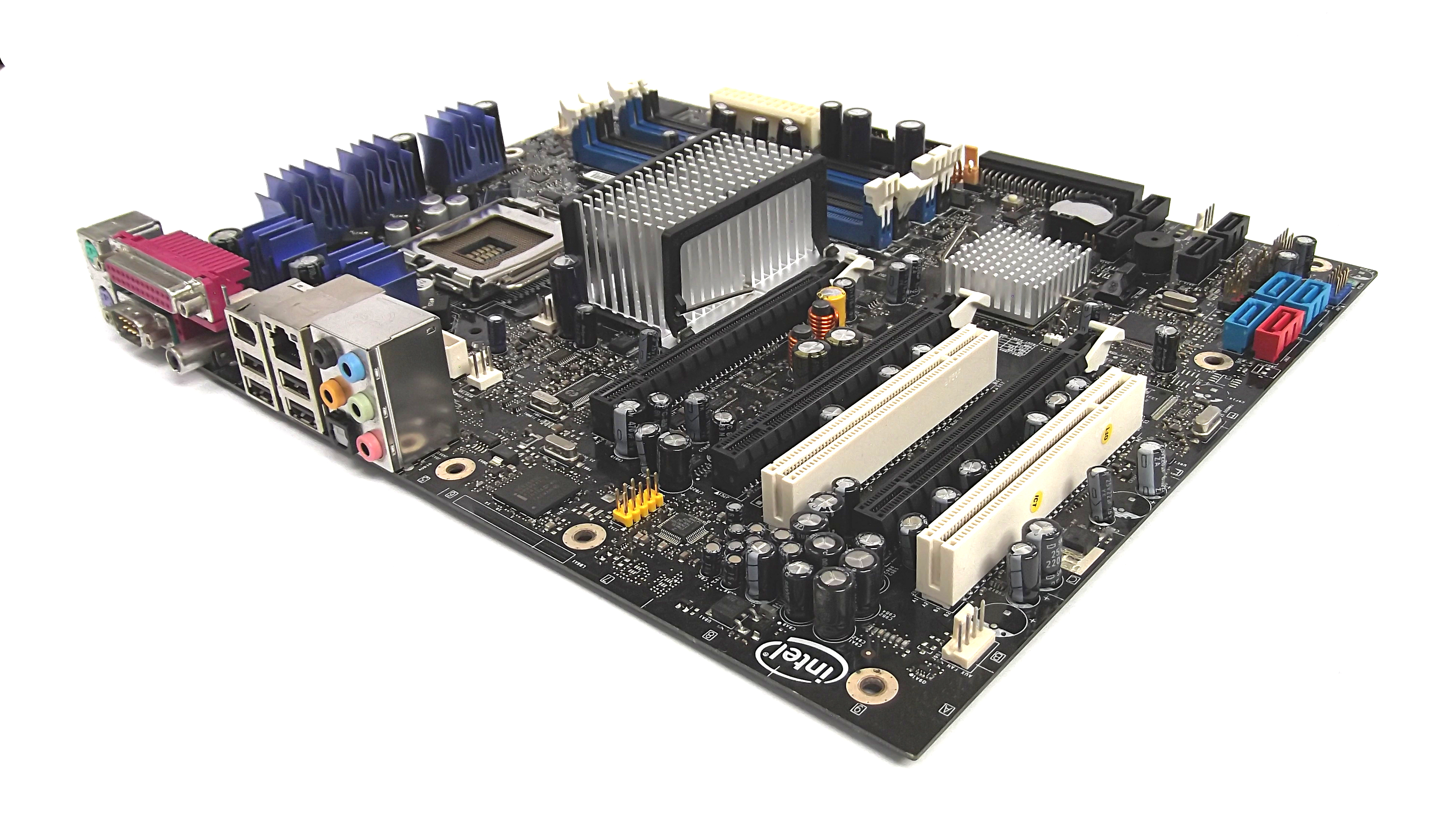 Intel D53350-505 Socket LGA775 Motherboard - D975XBX2KR