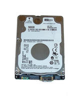 "Western Digital WD5000LUVW-46WRAY0 AV 500GB USB3.0 Slim-Line 2.5"" HDD"