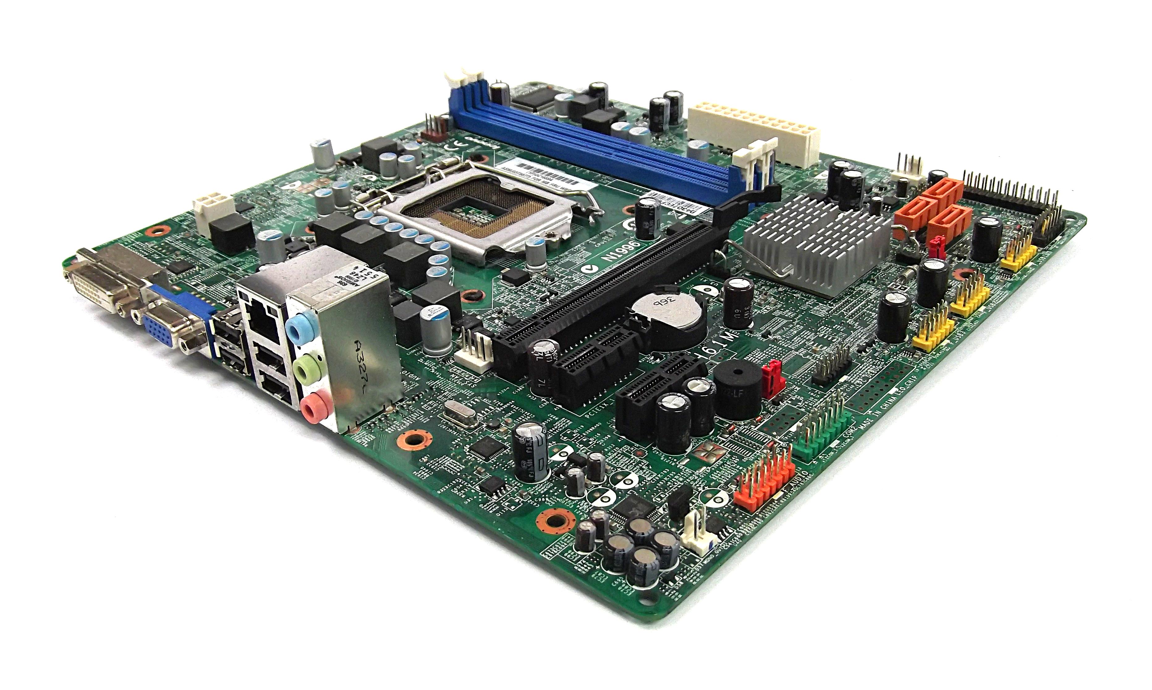Lenovo 03T6677 ThinkCentre Edge72 Socket 1155 Motherboard IH61M VER:4.2