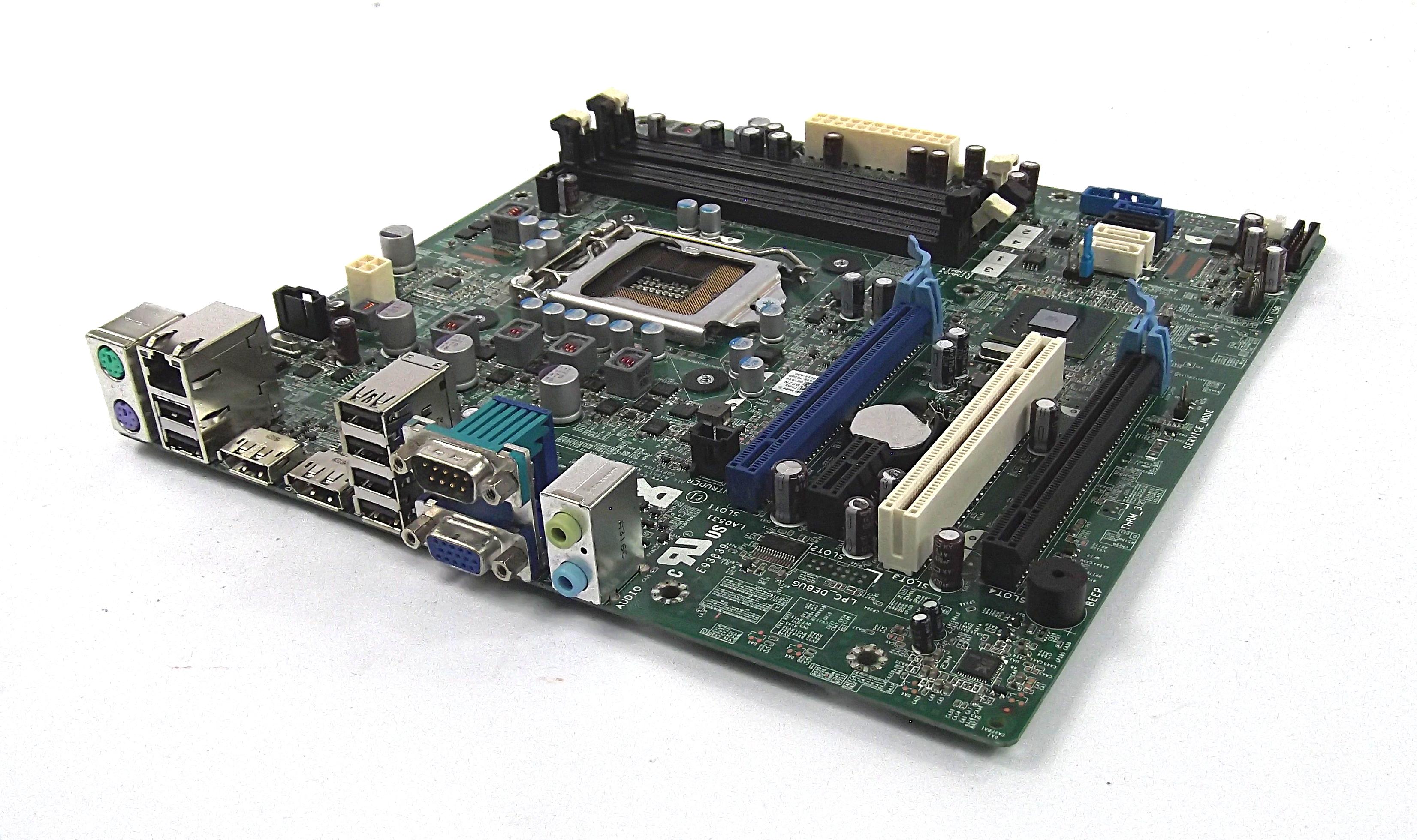 Dell GY6Y8 Optiplex 7010 MT Socket LGA1155 Motherboard