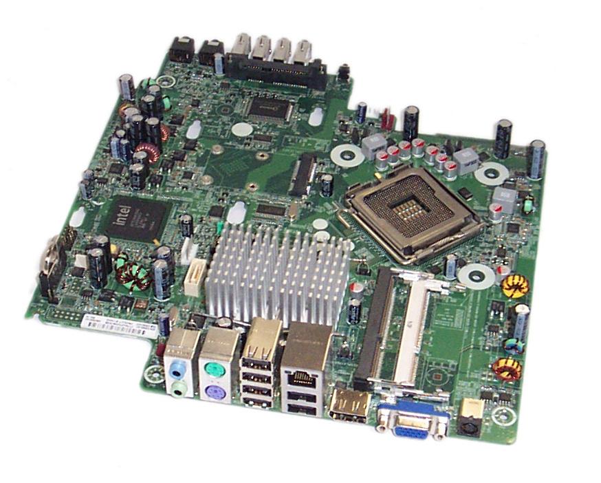 HP 536461-002 8000 Elite USFF Desktop Motherboard - SP 536885-001