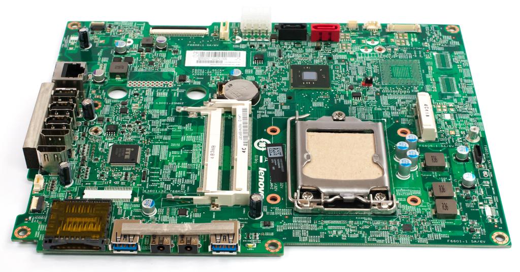 5B20G53731 Lenovo AiO Motherboard - PIH81F/B5030  348.01117.0011 348.01102.0011