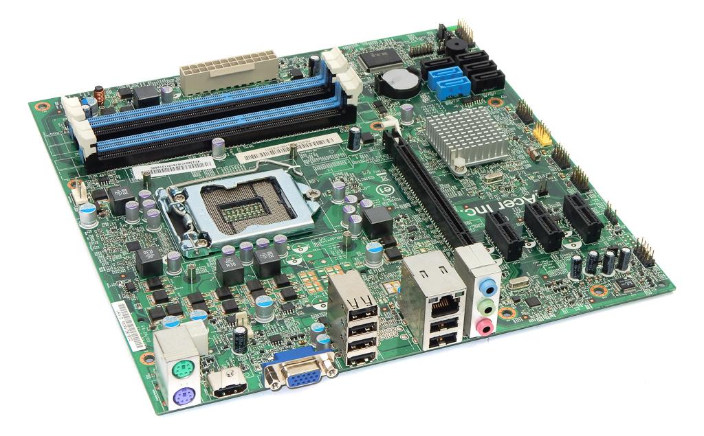 MB.U6501.002 Acer Desktop Intel Motherboard 48.3EG01.011 MIH67/P67L
