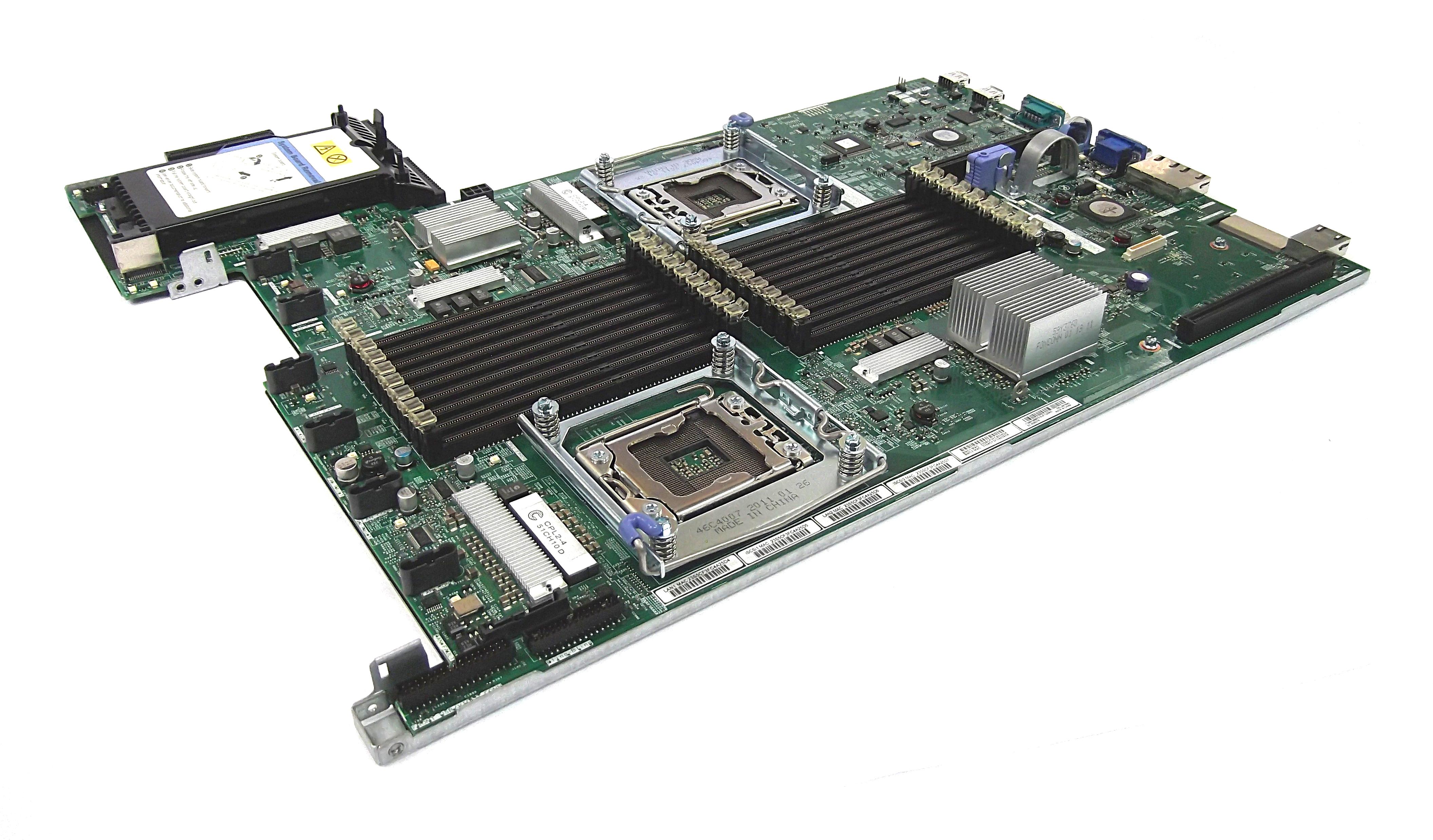 IBM 69Y5082 System x3650 M3 Dual Socket LGA1366 System Board