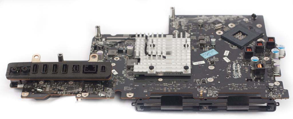 """31PIDMB00G0 EEE:7Y2 Apple Logic Board /f 24"""" iMac 2.66GHz A1225 EMC:2267 /w GPU"""